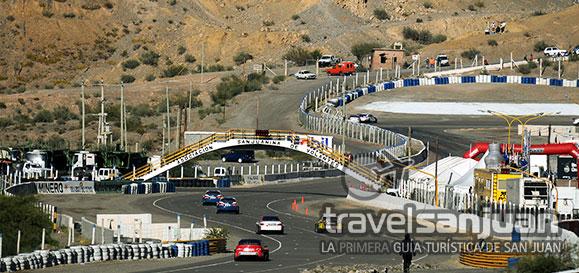 Circuito Zonda : Autódromo el zonda eduardo copello san juan travel